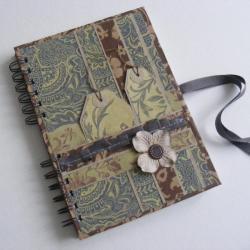 notatnik,zapiski,pamiętnik,upominek - Notesy - Akcesoria