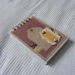 zapiski,notatnik,upominek - Notesy - Akcesoria