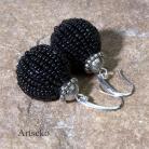 Kolczyki Kolczyki z koralików