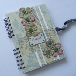 notes,pamiętnik,zapiski,upominek - Notesy - Akcesoria