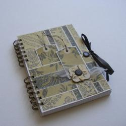 zapiski,upominek,notes,pamiętnik - Notesy - Akcesoria