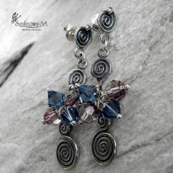 kolczyki,wyraziste,kobiece - Kolczyki - Biżuteria