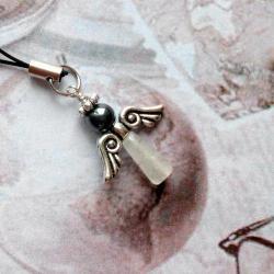 aniołek,brelok - Charms - Biżuteria