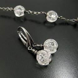 delikatne,zmysłowe - Kolczyki - Biżuteria